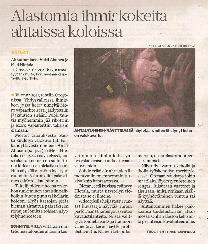 Satakunnansanomat 2014